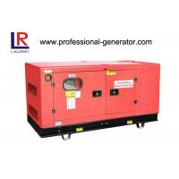 Buy cheap Ship / Automobile / Industrial Container Genset with Big Fuel Tank Worldwide Power Standard product