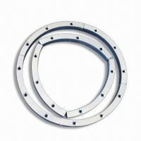 Buy cheap Magnets, Made of Neodymium Iron Boron/NdFeB Super Arc Segment with Ni and Zn Coating product