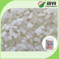 Buy cheap EVA-based Hot Melt Adhesive For Food Carton or Box Sealing Meets Composition Requirements of Indirect Food Additive Regu product