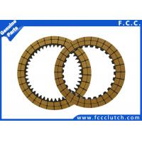 Buy cheap Automatic Transmission Friction Plates For Motorcycle Scooter ATV 3 Wheeler product