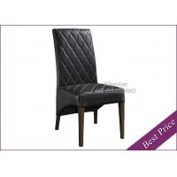 China Dining Chair Leather Seat For Sale With Wholesale Price (YA-48) on sale