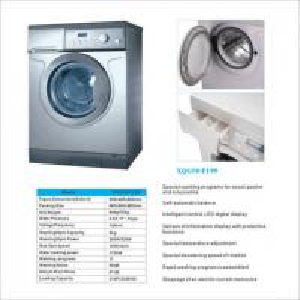 China Front Loading Washing Machine on sale