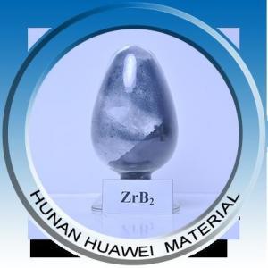 ZrB2-1 Zirconium Diboride Powder , Zirconium Boride High Melting - Point