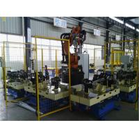 Buy cheap H Type Arc Robotic Welding Systems For Automotive Parts Assembly Line product