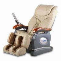 Buy cheap 220W Massage Chair with LCD Screen, Remote Control and Five Functions product