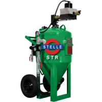 Buy cheap Mobile Vapour Blasting Equipment Heavy Equipment Paint Removal Supply product