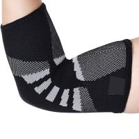 Neoprene Forearm Compression Elbow Brace , Adjustable Arm Brace For Tennis Elbow
