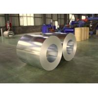 Slitting 610mm Cr3 Treated  ASTM A653 Standard Hot Dip Double Size Galvanized Steel Coil