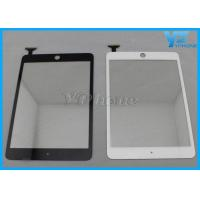 Buy cheap 7.9 Inch Black Mini IPad Replacement , Cell Phone Digitizer product