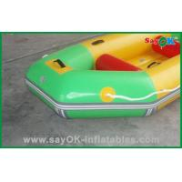 Buy cheap 3 Person PVC Inflatable Boats Inflatable Water Toys 0.9mm PVC Tarpaulin product