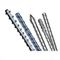 Buy cheap Industrial D55 Plastic Injection Screw For House Holding Pipe Fitting product