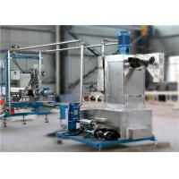 Buy cheap Twin Screw Plastic Pellet Extruder With Underwater Cutting Pelletizing System product