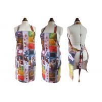 Buy cheap fancy promotion apron with polyester fabric product