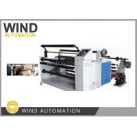 Buy cheap Electrical Motor Insulation AC Motor Winding Machine / Paper Dereeling Machine product