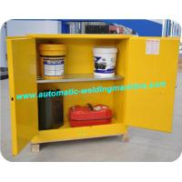 Buy cheap Acid Corrosive Fire Resistant File Cabinet Safety Yellow For Filing Data product