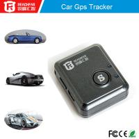 Buy cheap Car hidden gps tracker small RF-V8S online web based car /vehicle tracking software product