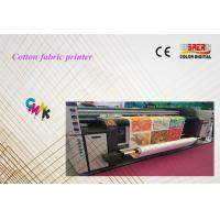 Buy cheap High Resolution Inkjet Printer Fabric Plotter Continuous Ink Supply product