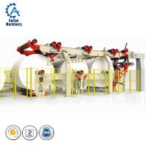 Buy cheap China manufacture CE certification kraft Paper Slitting Rewinding Machine in China product