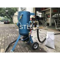 Buy cheap Custom Compact Design Portable Sand Blasting Machine With One Year Warranty product