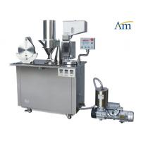 Buy cheap Electricity / Pneumatic Combined Control Capsule Filling Machine 380V 50Hz 3P product