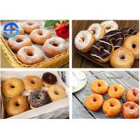 Buy cheap T-100 Fully Autoamtic Turn Fryer Making Machine Cake Donut Depositor from wholesalers