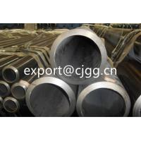 Buy cheap Hot Rolled Steel Tube Round Alloy Steel Tubing For Boiler / Superheater ASTM A213 from Wholesalers