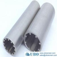 Buy cheap Johnson Wedge Wire Screen Tubes product