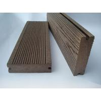 Buy cheap 2011 new wood plastic composite floor SJCDQ03 product