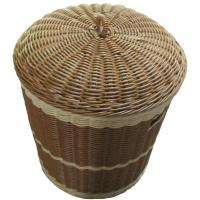 Rattan Laundry Basket With Lid Quality Rattan Laundry Basket With Lid For Sale