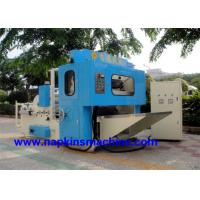 Buy cheap Single Fold Paper Towel Making Machine , Folded Facial Tissue Machine product