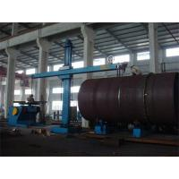China Automatic Welding Manipulators With Welding Positioner / Self Alignment Welding Rollers on sale