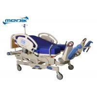 Buy cheap CPR Multi - Function Electrical Birthing Bed LDR Delivery Bed With Leg Support product