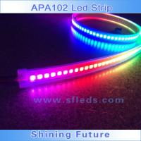 Buy cheap individually waterproof ip65 ip67 5050 addressable rgb led strip 5V 144 product