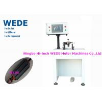 Quality Auto Stop Rotor Balancing Machine , Armature Dynamic Balancing Machine for sale