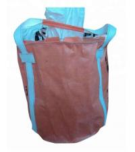 Buy cheap Custom Flexible PP FIBC Jumbo Bags Packing Bulk Cement / Chemical Raw Material product