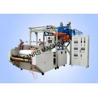 Buy cheap 1500mm Cling Stretch Film Mother Roll Extruder Machine With Automatic Cutting And Rewinding product