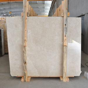 Buy cheap Modern Style Latte Beige Marble 132.8 Mpa Compressive Property , 2.73 G/Cm3 Bulk Density product