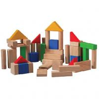 Buy cheap Wooden Stacking building blocks Game product