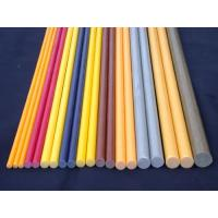 Buy cheap epoxy pultrusion fiberglass FRP Rod,electrical insulation rod product