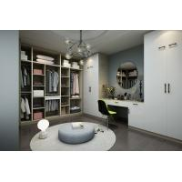 Buy cheap Customized Size Closet Organizer Systems , Panel Board Walk In Closet Storage from wholesalers