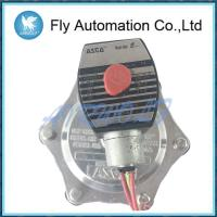 Buy cheap ASCO Diaphragm Pulse Jet Valves NBR Silver 1.5 Inch 8353G61 Aluminum alloy from wholesalers