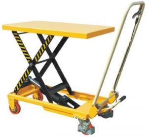 Buy cheap High-Raised scissor lift table product