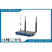 Buy cheap Industrial Mobile Cellular Routers , 3G Broadband CDMA Routers Based On Linux OS product