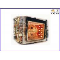 Buy cheap Large Scale Vertical Fire Resistance Test Furnace For Construction Products product