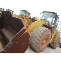 Buy cheap 980G Used Caterpillar Wheel Loader big loader for sale Egypt Morocco Uganda product