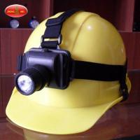 China 2018 rechargeable mining flashlight head lamp on sale