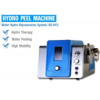 China Water Peeling Hydro Microdermabrasion Machine for Facial Skin Cleaning OEM / ODM on sale