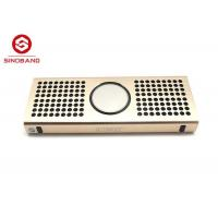 Buy cheap Mini Aluminum Alloy Smartphone / Laptop Bluetooth Speakers Music Player product