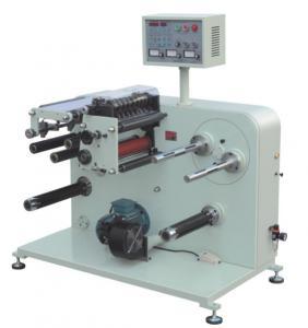 Turrret Type Label Slitter Rewinder Machine Easily Operating
