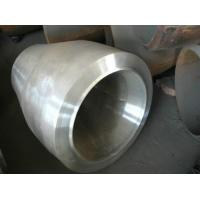 Thick Wall 10 Inch To 6 Inch Steel Pipe Reducer , Stainless Steel Concentric Reducer